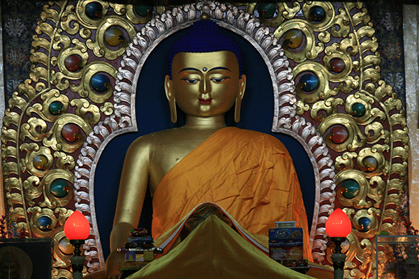 Dalai Lama buddha