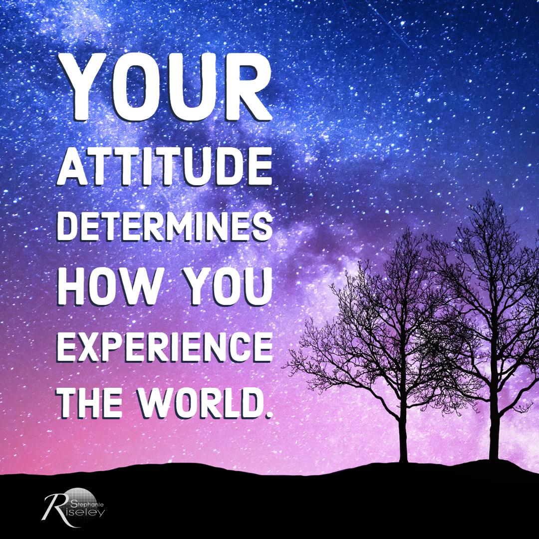 Attitude Determines