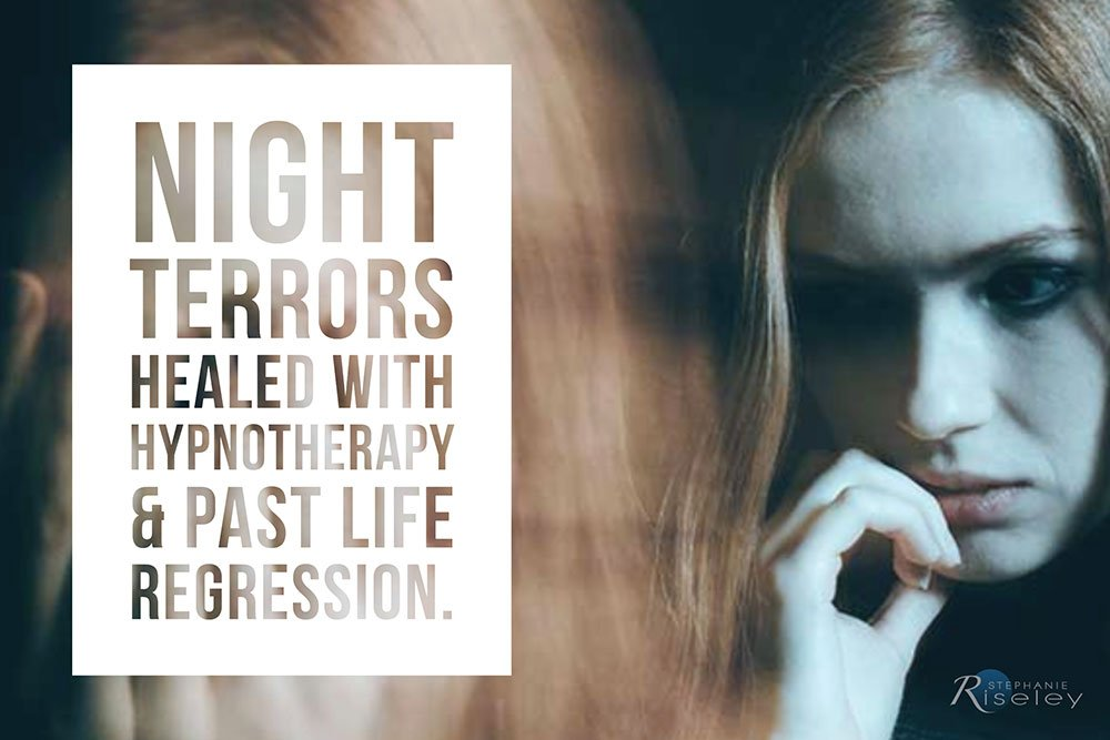 Overcome Night Terrors