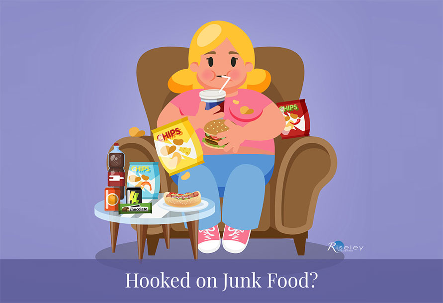 Are You Hooked on Junk Food?